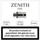 Innokin Zenith coils