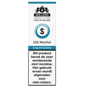 Millers USA-Menthol
