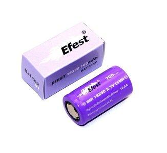 Efest 10.5A 18350 batterij 700 mah