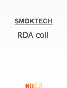 Smok RDA coil