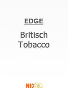 Edge Britisch Tobacco