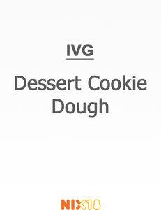 IVG Dessert Cookie Dough