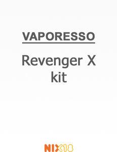 Vaporesso Revenger X Kit 220W