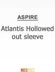 Aspire Atlantis Hollowed out sleeve