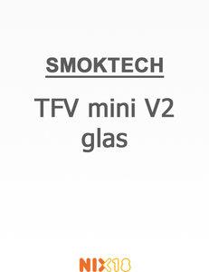 Smok TFV mini V2 Pyrex glas