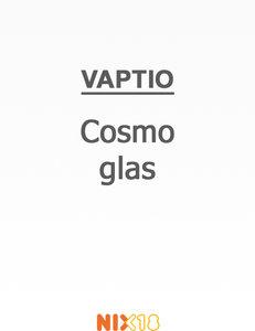 Vaptio Cosmo Pyrex glas