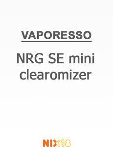 Vaporesso NRG SE mini 2ml