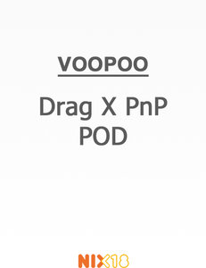 VooPoo Drag X PnP Pod