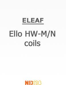 Eleaf Ello HW-M/N coils