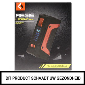 Geekvape Aegis legend 200W