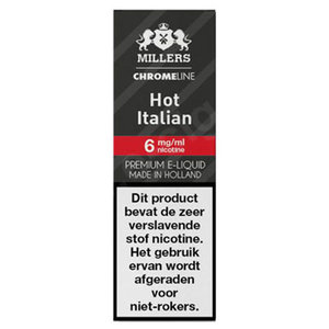 Millers Chrome Hot Italian