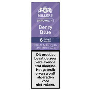 Millers Chrome Berry Blue