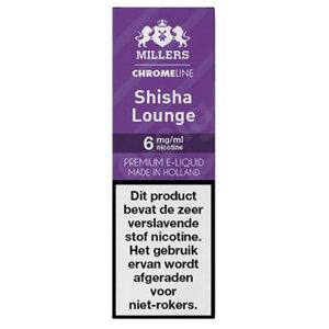 Millers Chrome Shisha Lounge