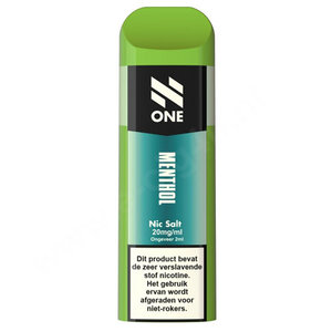 N-One Disposable Menthol