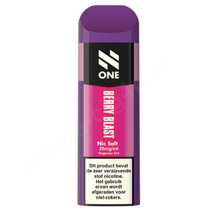 N-One Disposable Berry Blast