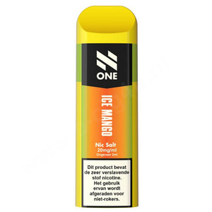 N-One Disposable Ice Mango