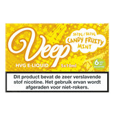 Veep Candy Fruity Mint