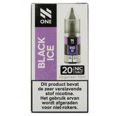 N-One Nic Salt Black Ice