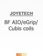 Joyetech BF Ego AIO/eGrip II/Cubis coils